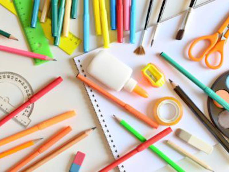 School Supplies drive donate help kids
